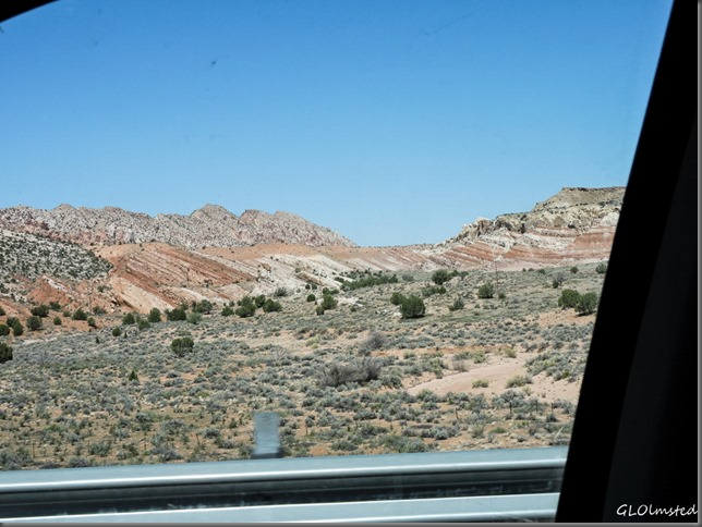 Cockscomb SR89 Utah