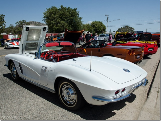 Corvettes Yarnell Car Show Arizona