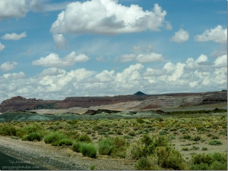 Painted Desert SR89 Cameron Arizona