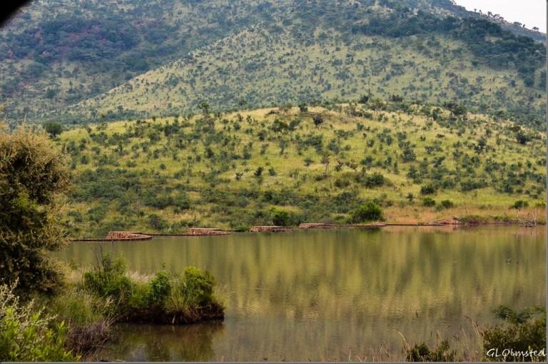 Dam Pilanesburg Game Reserve South Africa