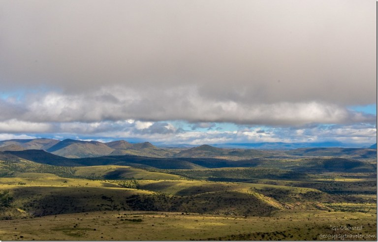 View Mountain Zebra National Park South Africa