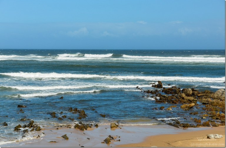 Kelly's Beach Port Alfred South Africa