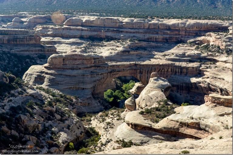 Sipapu Bridge Natural Bridges National Monument Utah