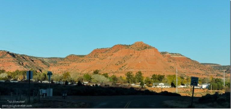 K Hill Kanab Utah