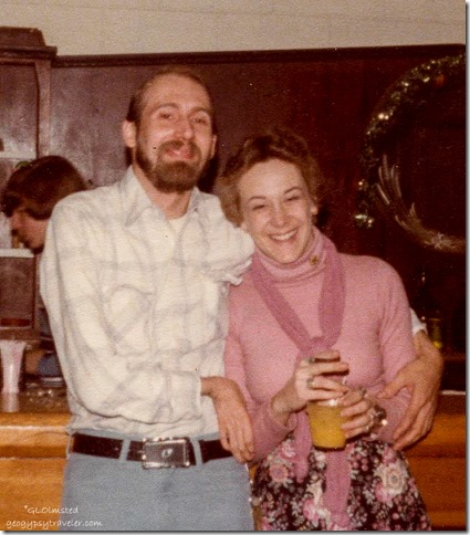 Ed & Gail aka Gaelyn 2-1979 from Ed Downers Grove Illinois