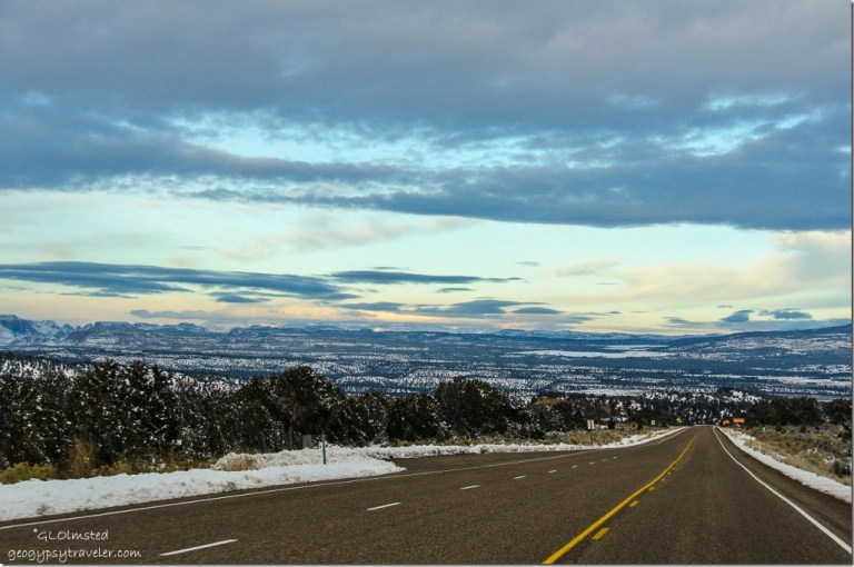 SR89 north Utah
