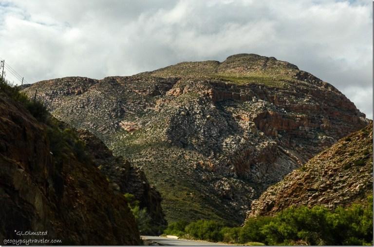Meiringspoort N12 S to Oudtshoorn South Africa