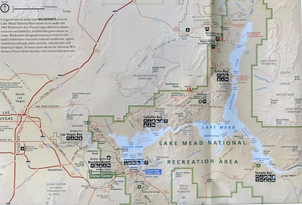 Lake Mead NRA Archives Geogypsy