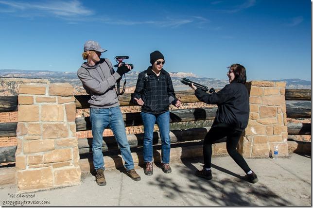 Gabriel, Tiara & Jordan Bryce Canyon National Park Utah