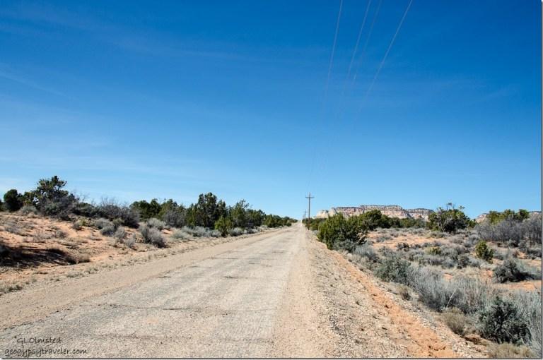 Old SR89 Utah