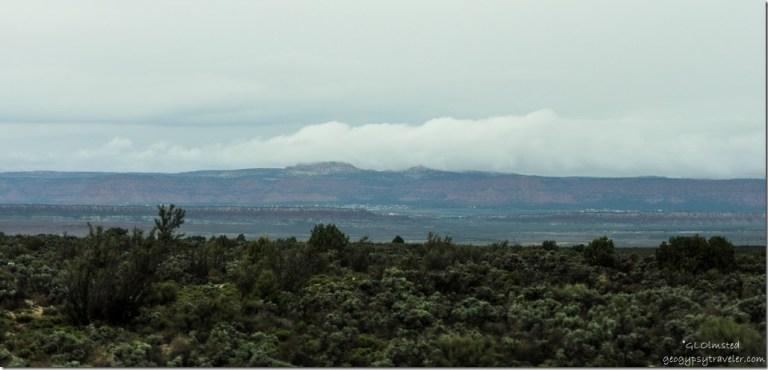 Clouds on Vermilion Cliffs SR89A North Arizona