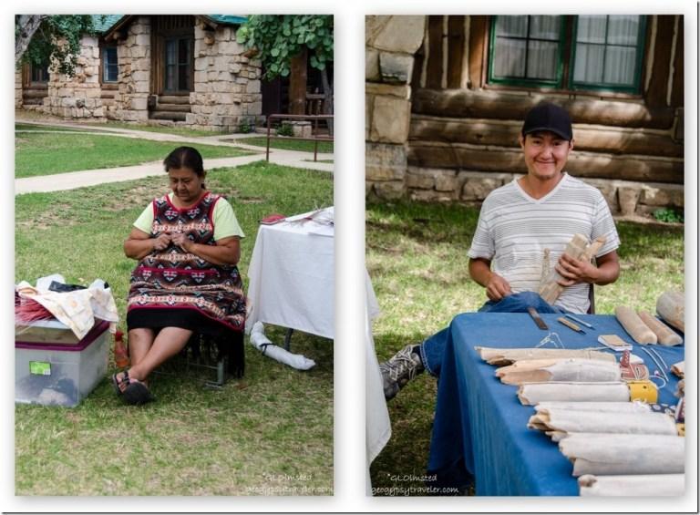 Jessica & Justin Lomatewama Heritage Days North Rim Grand Canyon National Park Arizona