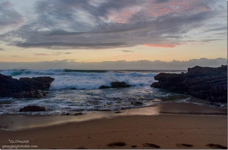 Sunrise-over-Indian-Ocean-Scottburgh-Caravan-Park-Scottburgh-South-Africa