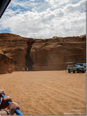 Entrance-to-Antelope-Slot-Canyon-Page-Arizona