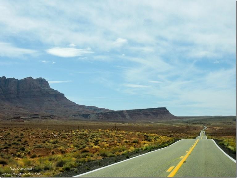 Echo Cliffs SR89A South Arizona