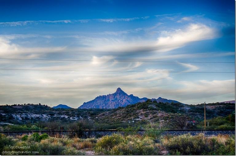 Martin Mountain Kirkland Arizona