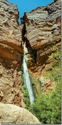 Deer Creek Falls ~RM136.8 Colorado River trip Grand Canyon National Park Arizona
