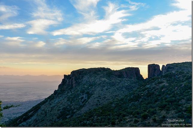 Sunset Camdeboo National Park Eastern Cape Graaff-Reinet South Africa