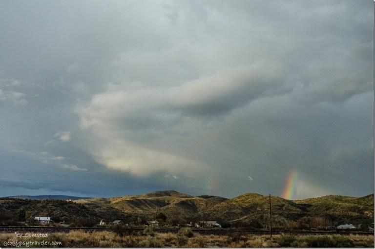 Double Rrinbow Kirkland Arizona