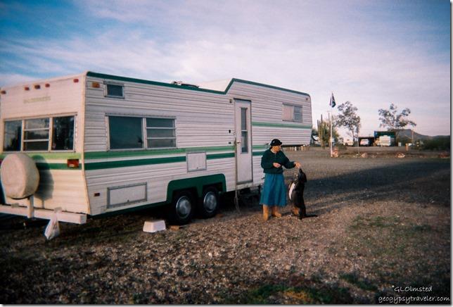 Gaelyn & Carson Vicksburg Arizona