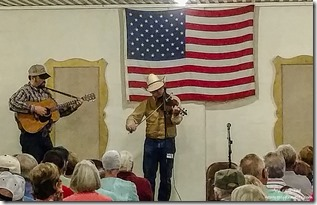 Fiddle Festival Ajo Arizona