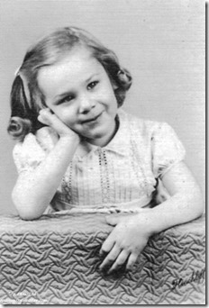 Gaelyn 3 years old Illinois 1957