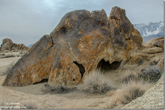 Alabama Hills BLM Lone Pine California