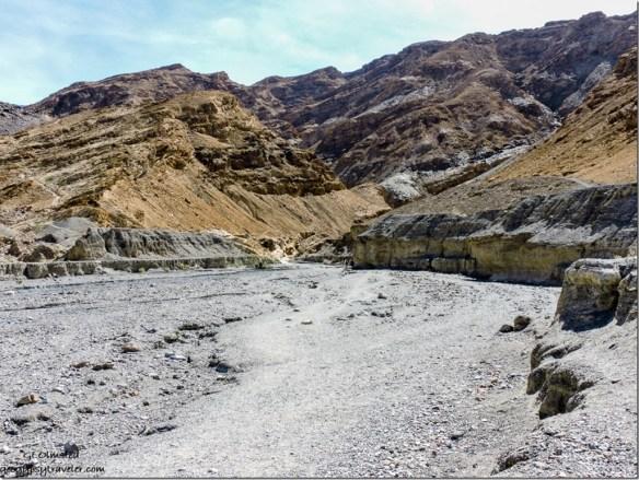 Mosaic Canyon Death Valley National Park California