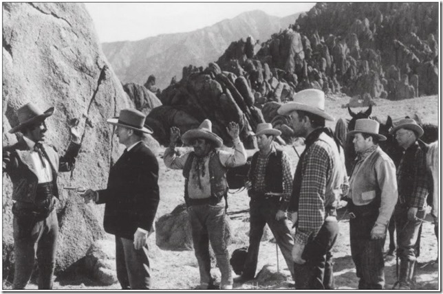 The Cisco Kid and The Lady 1939 my 2nd campsite Alabama Hills BLM Lone Pine California