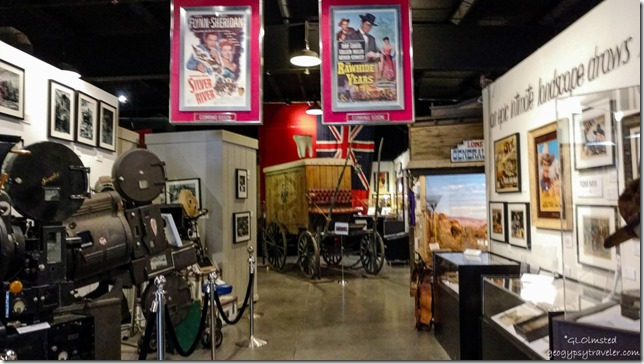 Museum of Westren Film History Lone Pine California