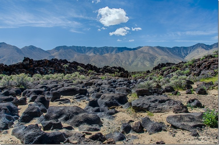 Fossil Falls BLM Little Lake California