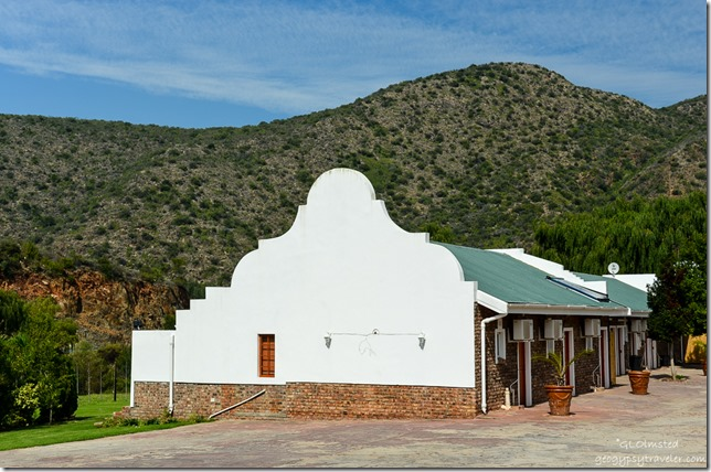Accommodations at Old Mill Lodge Outdshoorn South Africa