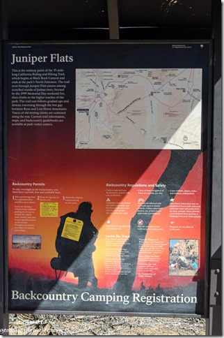 04 DSC_6817lerw Juniper Flats interp sign Keys View Rd JOTR NP CA fff215-1