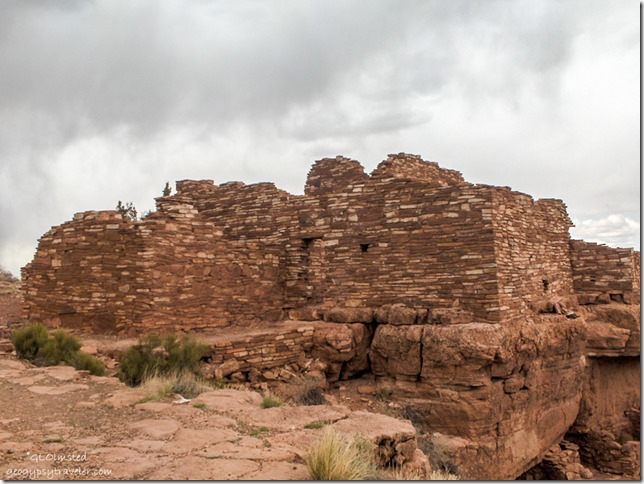 Lomaki Pueblo Wupatki National Monument Arizona