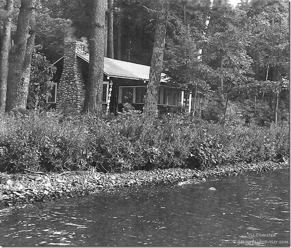 Grandma Bea's cabin Enterprise Lake Elcho Wisconsin