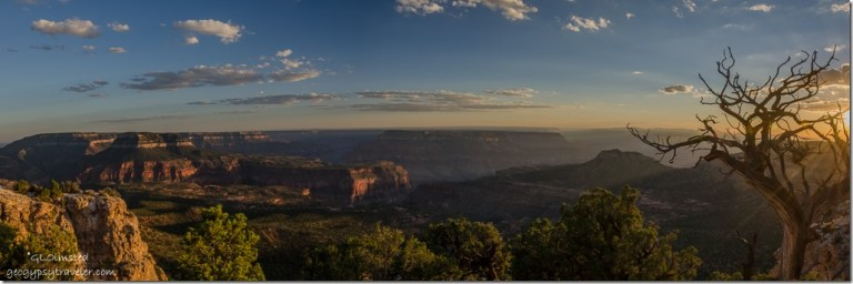 sunset Crazy Jug Point Kaibab National Forest Arizona