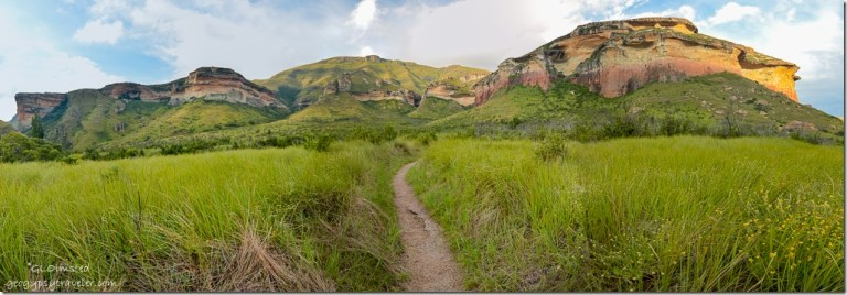 Golden Gate Highlands National Park R712 Free State South Africa