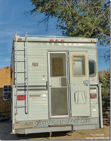 truck camper Yarnell Arizona