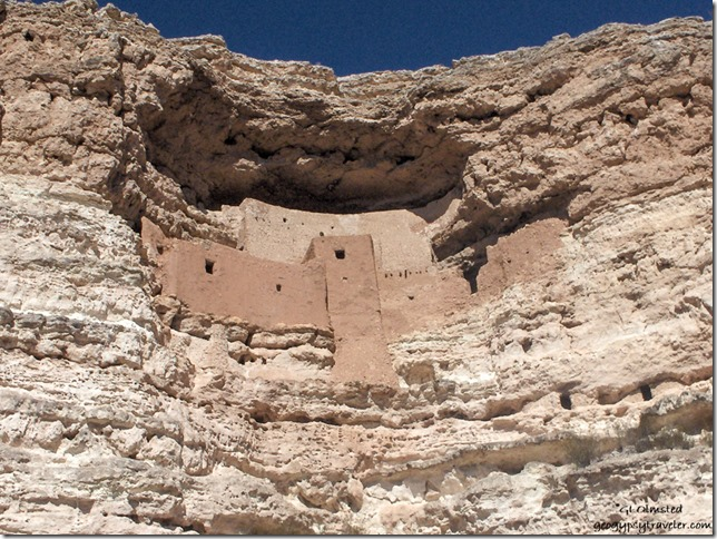 Montezuma's Castle National Monument Arizona