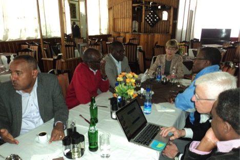 Eastern Africa GEOHealth Hub Launches in Ethiopia