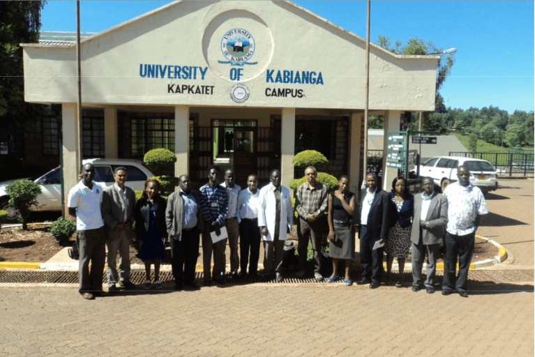 Read more about the article Principle Investigators visit toKenya