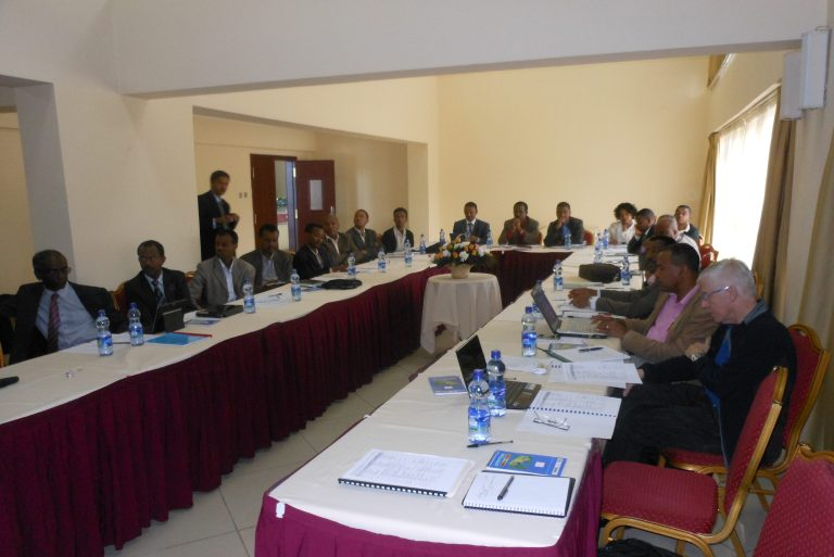 2012 East Africa GEOHealth Hub Launch