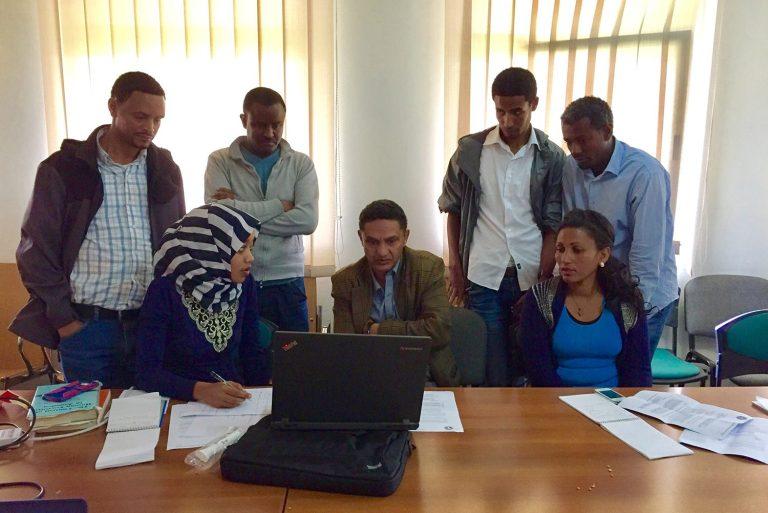 Field Team Training in Addis Ababa, Ethiopia