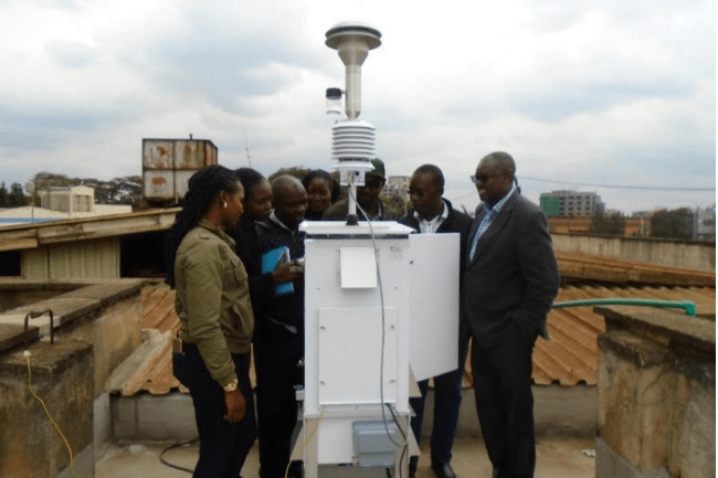 Read more about the article Ambient Air Monitor Training and Installation Workshop, Rwanda