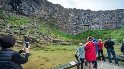 Diamond Circle Day tour from Akureyri
