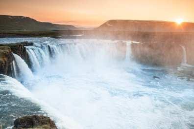 Goðafoss Waterfall Day tour