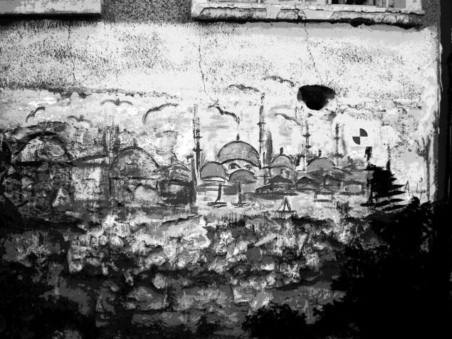 Istanbul Graffiti, Turchia 2012