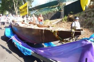 La barca della pace