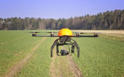 Development of Drones in the Agricultural Sector