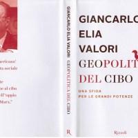 GIB4I/SMEs intervista Giancarlo Elia Valori autore di « Geopolitica del Cibo – Una sfida per grandi potenze ».